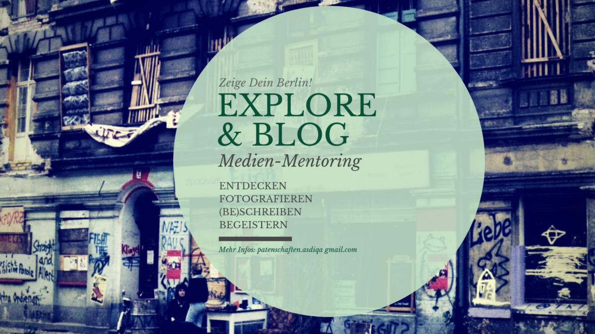 Explore & Blog