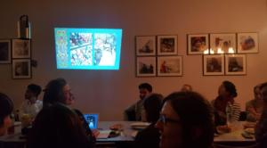 Asdiqa Projekt Berlin Päsentationsabend